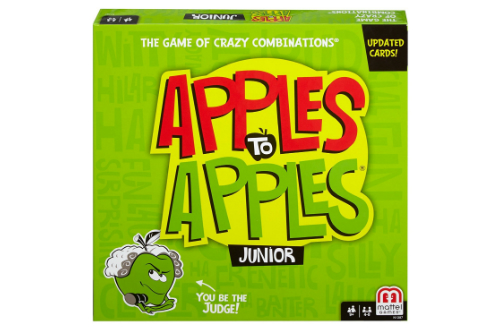 Apple to Apples Junior