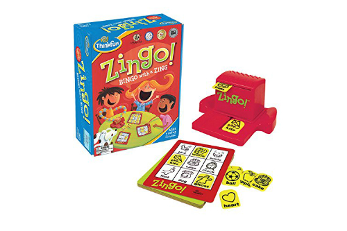 Zingo Board Game for Toddlers