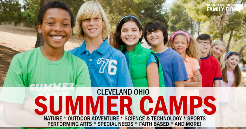 2019 Summer Camps in Cleveland Ohio
