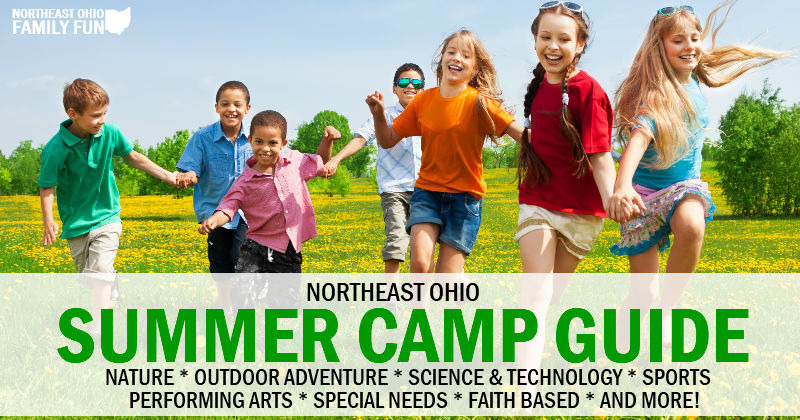 2019 Summer Camps in Northeast Ohio