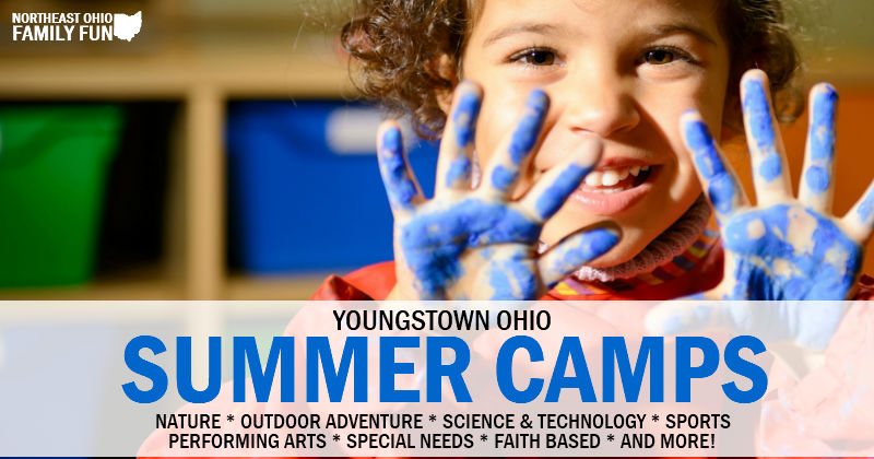 2019 Summer Camps in Youngstown Ohio