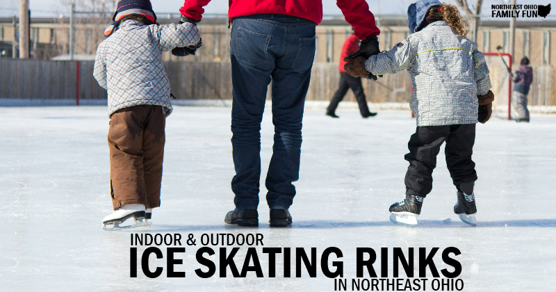 Ice Skating in Northeast Ohio – Best Rinks For Kids & Adults {2020}