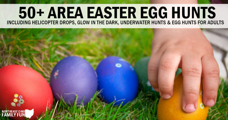 Easter Egg Hunts in Northeast Ohio