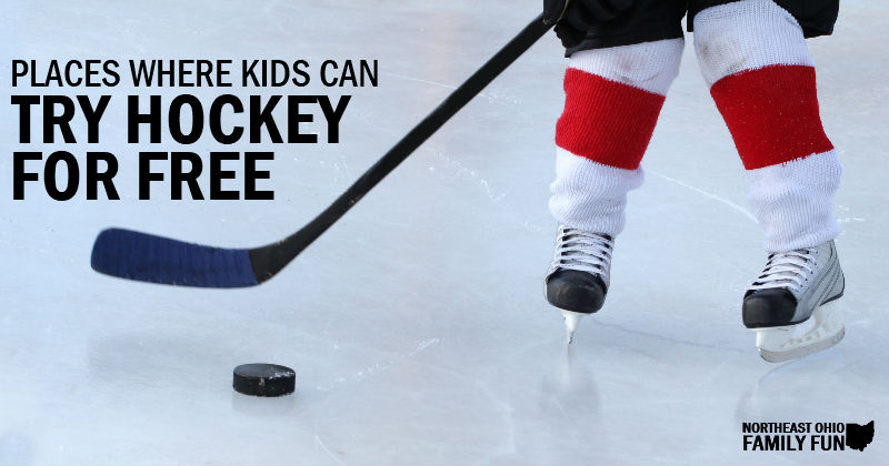 Try Hockey For Free