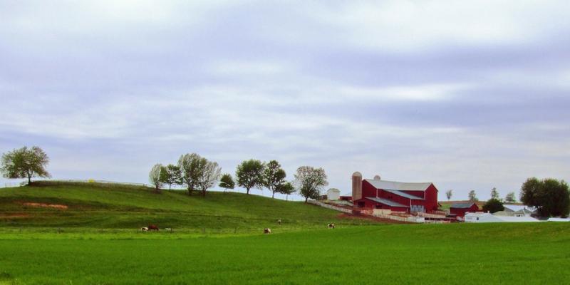 Rural Ohio Landscape