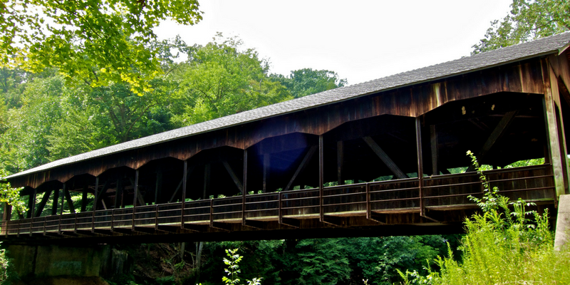 Mohican Valley Covered Bridge