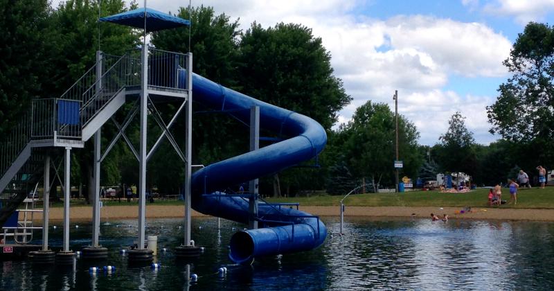 Baylor Beach Park Canton Ohio