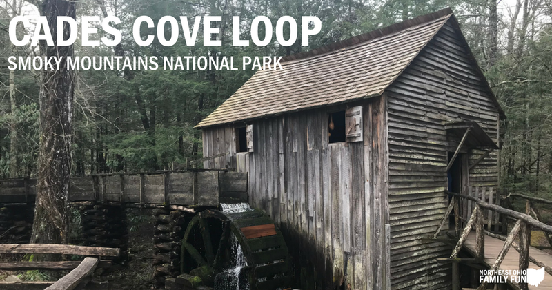 Drive the Cades Cove Loop in Smokey Mountains