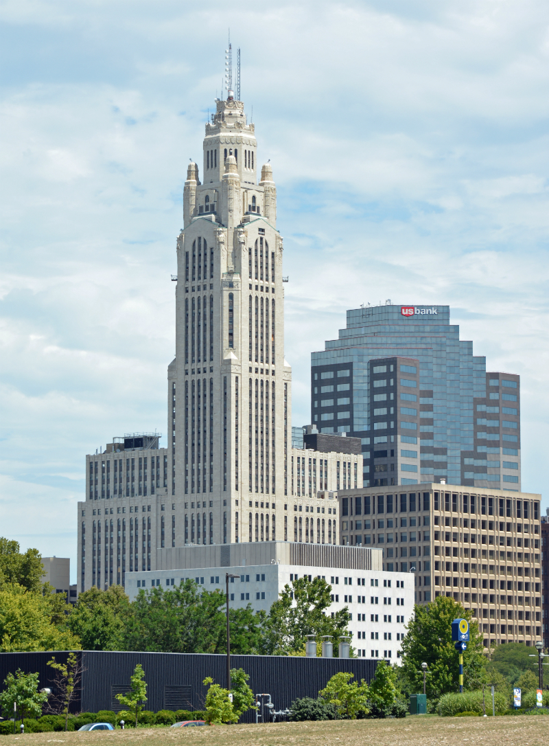 LeVeque Tower Columbus Ohio