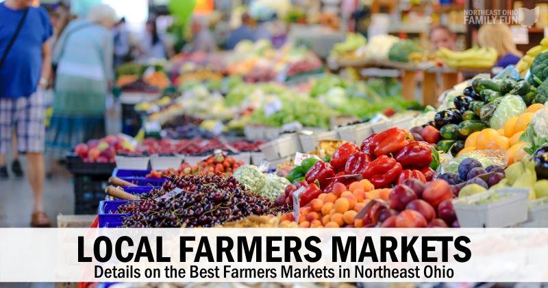 Farmers Markets in Northeast Ohio