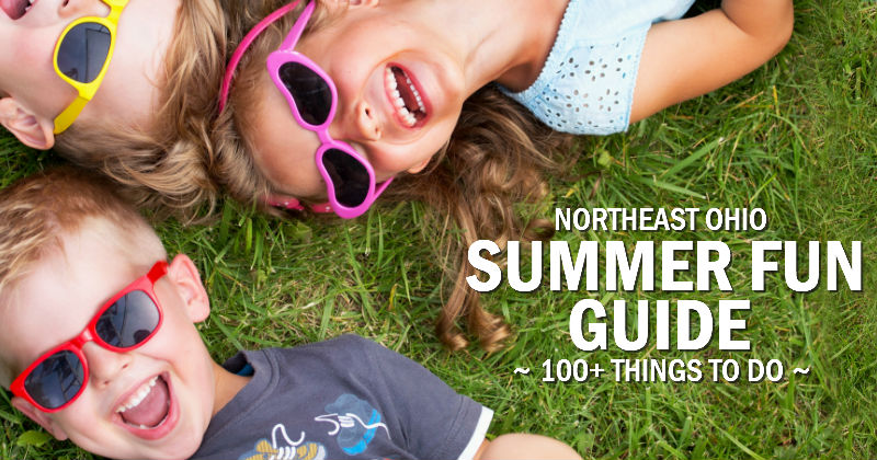 Ultimate Summer Fun Guide – 100+ Things to do this Summer
