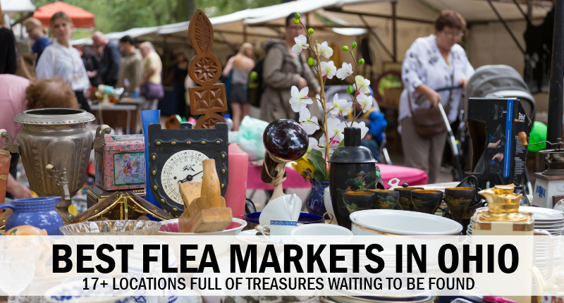Flea Markets in Ohio