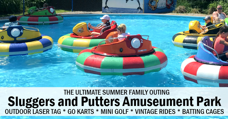Sluggers and Putters – Your Ultimate Family Summer Outing