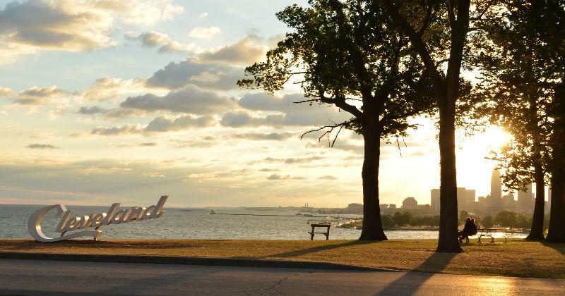 Edgewater Park Cleveland Ohio