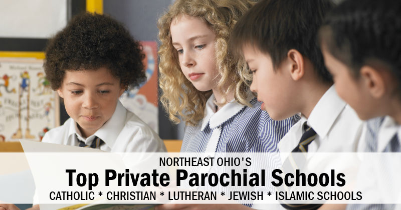 Find a Top Parochial School in Northeast Ohio – with Interactive Map!