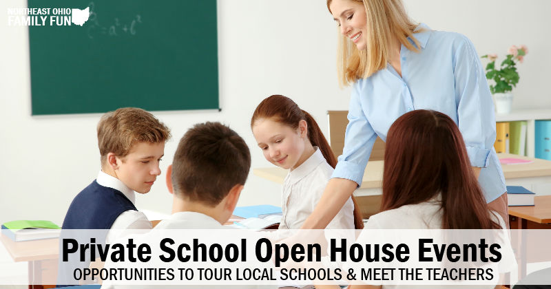 Private School Virtual Open Houses – Get Your Questions Answered