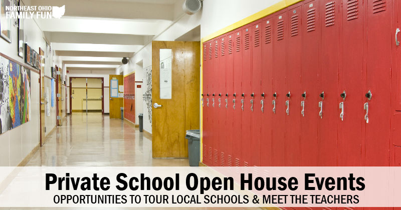 Private School Open House Events – Get Your Questions Answered