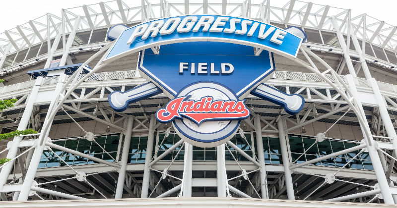 Progressive Field Cleveland Ohio