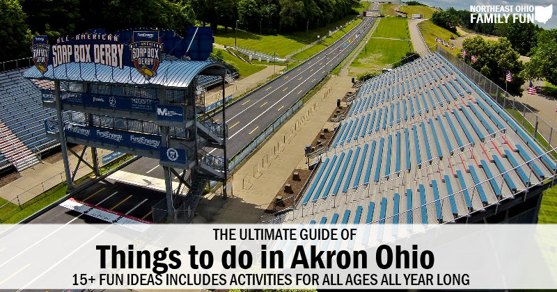 Things to do in Akron Ohio