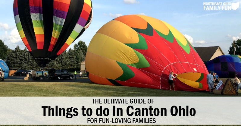 Ultimate Guide of Things to do in Canton Ohio