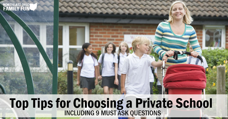 Tips for Choosing a Private School