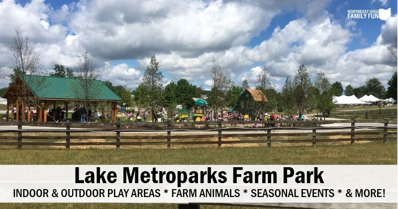 Live the Life of a Farmer at Lake Farm Park