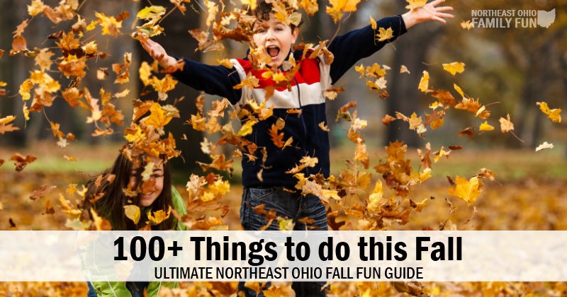 Things to do in Fall Northeast Ohio