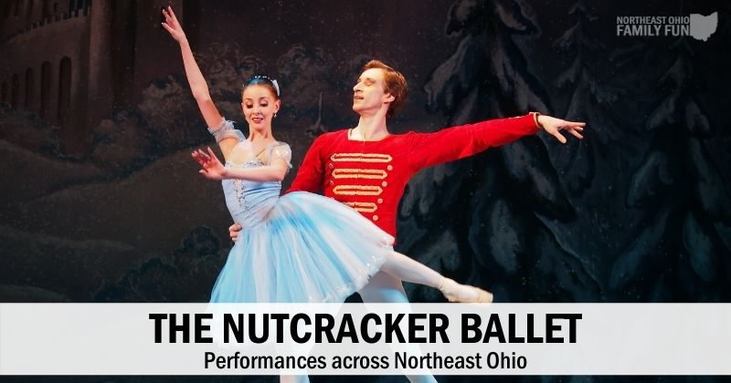 Nutcracker Ballet Performances in Northeast Ohio