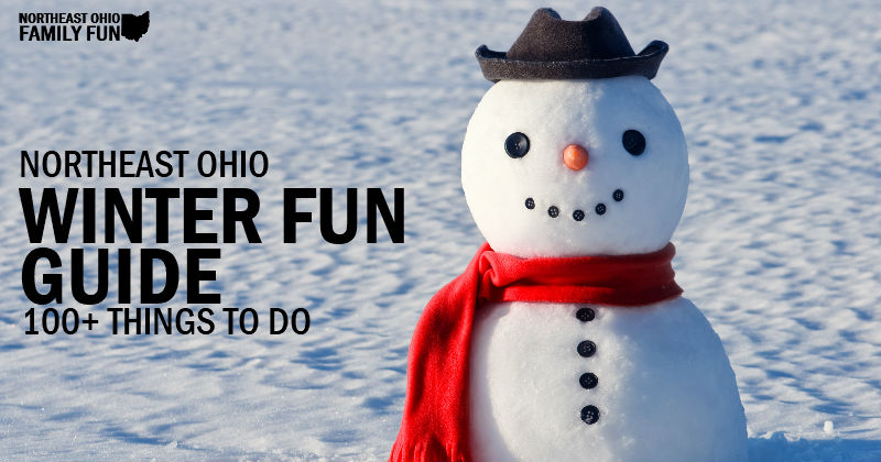Ultimate Winter Fun Guide – 100+ Things to do this Winter