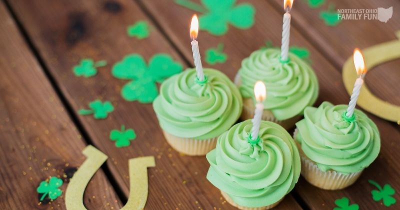Best Things to do on St. Patrick's Day: Activities for Kids in Northeast Ohio
