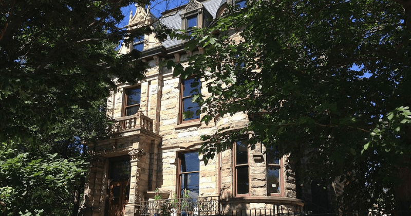 Franklin Castle Tiedemann House Cleveland