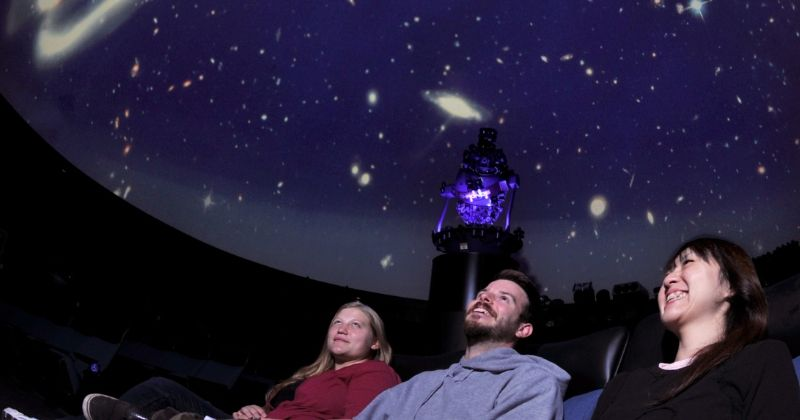Ward Beecher Planetarium Youngstown Ohio