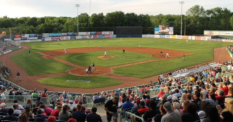 Mahoning Valley Scrappers Niles Ohio