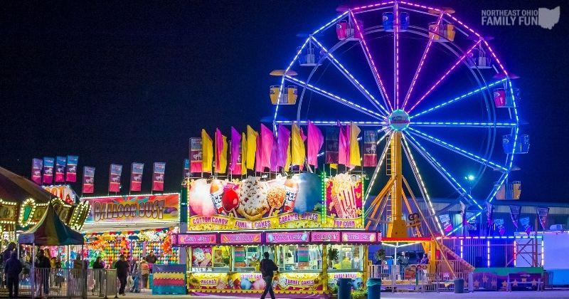 County Fairs in Ohio