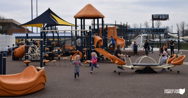 Miracle League Playground in Eastlake – Inclusive Playground & Baseball Field