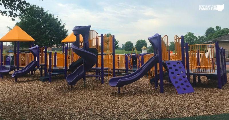 Jackson Township North Park Playground