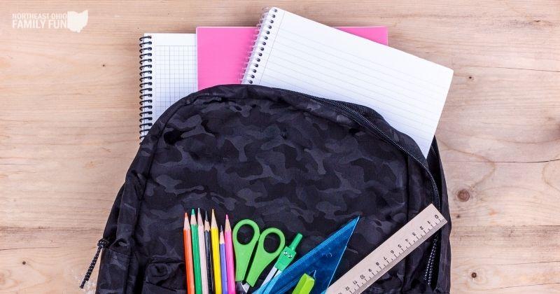 FREE School Supply Giveaways Across Northeast Ohio