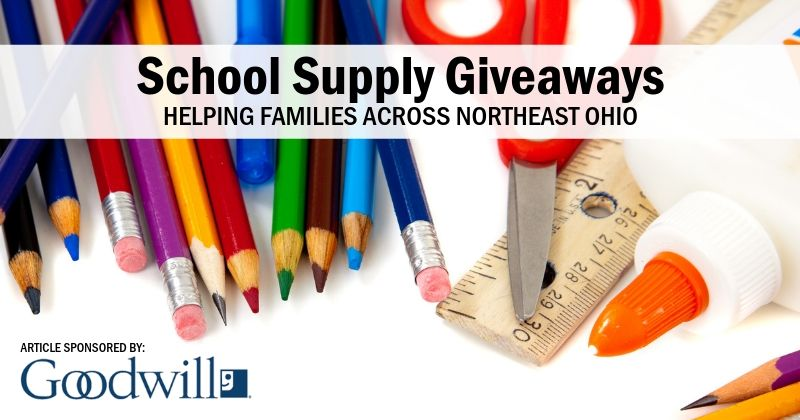 School Supply Giveaways in Ohio