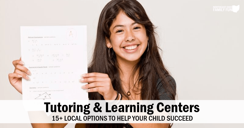 Learning and Tutoring Locations in Northeast Ohio