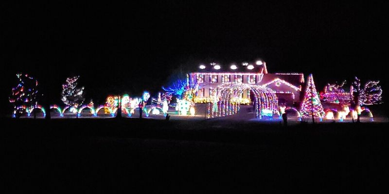 Best Christmas Lights In Lake County Ohio 2020 Best local Christmas Light Displays   You Must See this Year!
