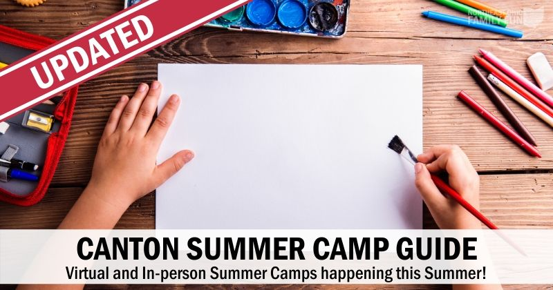 Best Summer Camps in Canton Ohio {2021} – In Person and Virtual Options!