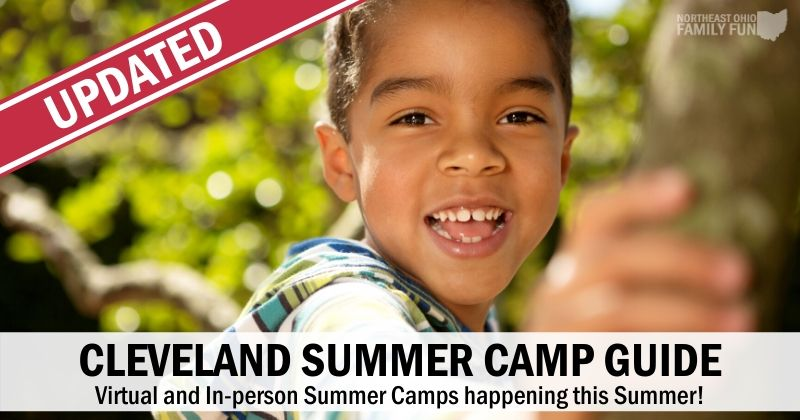 Best Summer Camps in Cleveland Ohio {2021} – In Person and Virtual Options!