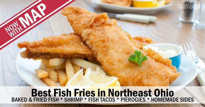 Best Fish Fries in Northeast Ohio {2020}