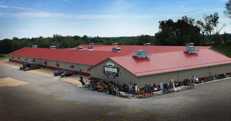 Holmes County Flea Market, Things to Do in Amish Country Ohio