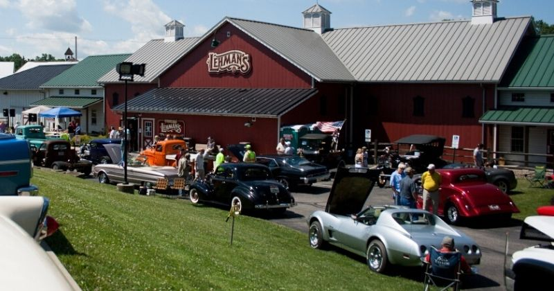 Lehman's Hardware, Things to Do in Amish Country