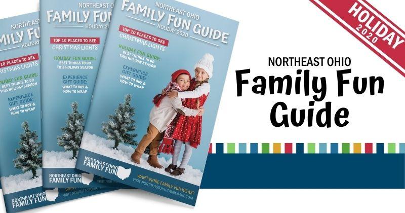 NEW Digital Magazine -> Northeast Ohio Family Fun Guide