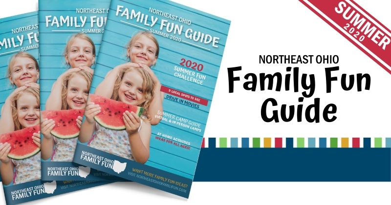NEW Digital Magazine -> Northeast Ohio Family Fun Guide