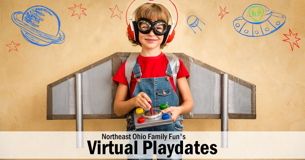 Virtual Playdates Northeast Ohio