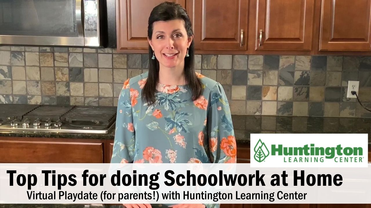 6 Tips for Doing Schoolwork at Home