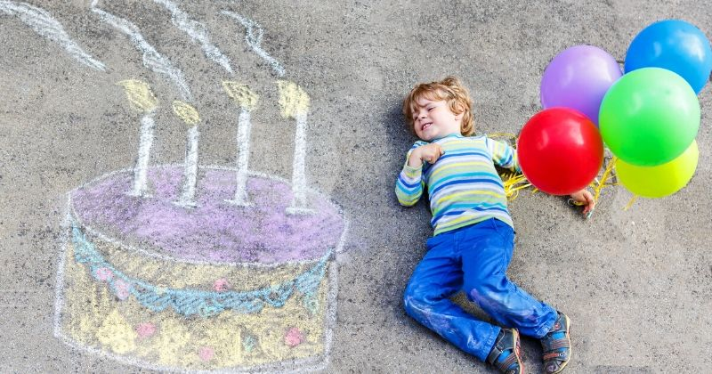 Fun Ways to Celebrate Kids Birthdays at Home